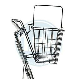 Wald 114 Compact Quick-Release Front Handlebar Bike Basket
