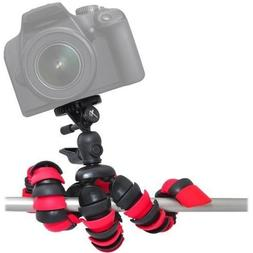 "12"" Strong Yet Flexible Tripod For Sony HDR-CX455 HDR-CX675"