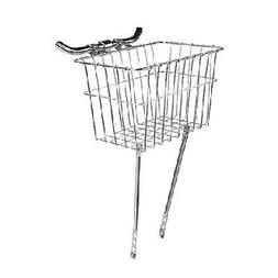 Wald 135 Deep Sized Grocery Front Handlebar Bike Basket