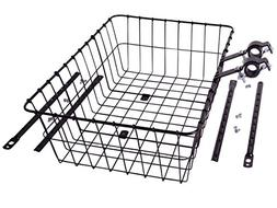 Wald 1392 Front Basket: Gloss Black; LG