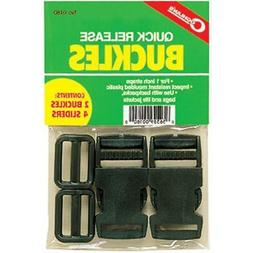 Coghlans 159154 Quick Release Buckles 1in.