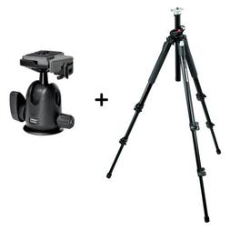 Manfrotto 190XPROB Tripod and 496RC2 Head