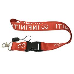 1pcs Red Color USA Ship New Quick Release Neck Strap Lanyard