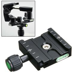 1x QR- 50 Clamp Quick Release Plate Clamp Mount Base For Arc