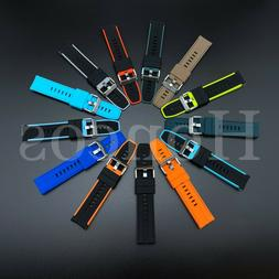 20 22 MM Silicone Rubber Silicone Watch Band Strap For Invic