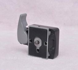 200PL-14  Quick Release Plate With Clamp Adapter For Manfrot