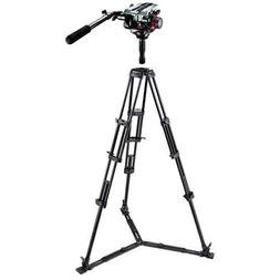 Manfrotto 545GB 3-Stage, 3-Section Twin Leg, Lightweight Alu