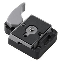 Camera 323 Quick Release Clamp Adapter for Manfrotto 200PL-1