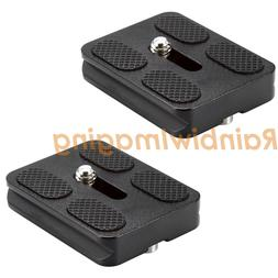 40mm +50mm Quick Release Plate Arca-Swiss for Canon Nikon So