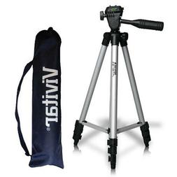 "50"" PROFESSIONAL VIVITAR TRIPOD WITH QUICK RELEASE FOR CANON"