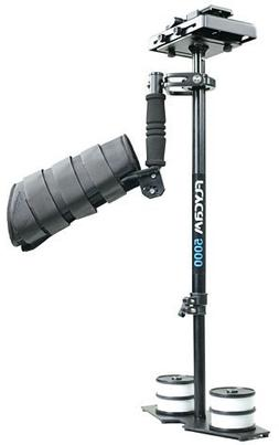 FLYCAM 5000 Stabilizer with Quick Release Plate & Arm Brace