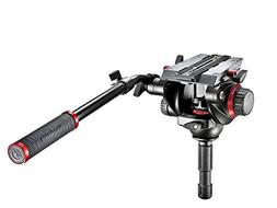 Manfrotto 504HD Video Head and Extra Pan Arm 509HLV