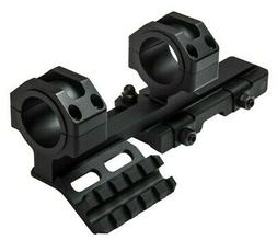 NcStar .223 5.56 30mm Cantilever Scope Mount Rings Offset We
