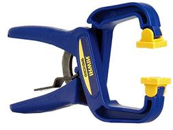 "Irwin 59400CD Quick-Grip Handi-Clamp Curved Bar Clamp-4"" CUR"