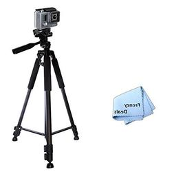 "60"" Inch Camera Tripod for ALL GoPro HERO Cameras & Camcor"