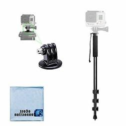 72'' Monopod w/ Quick Release for GoPro HERO6, 5, 4, 3+, 3,