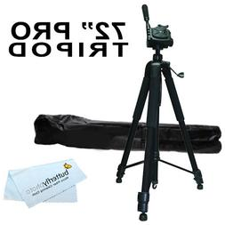 Pro 72 Super Strong Tripod With Deluxe Soft Carrying Case Fo