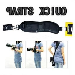 Boufanu Olympus Shoulder Neck Sling Strap Quick Rapid camera