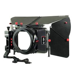 CAMTREE Carbon Fiber Professional Wide Angle Matte Box with