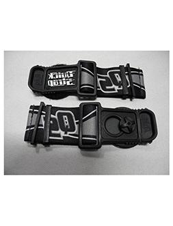 Castle X Racewear Roko Goggle Quick Release Speed Straps for
