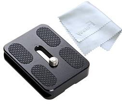Fotasy Arca-Swiss Type Quick Release Plate with Premier Clea