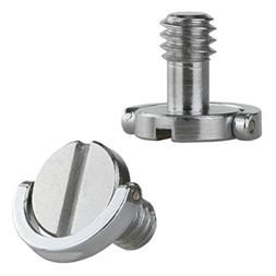 "Haoge 1/4""-20 D-Ring Stainless Steel Mounting Fixing Screw f"