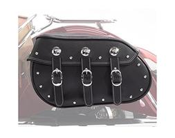 Indian Motorcycle Black Genuine Leather Quick Release Saddle