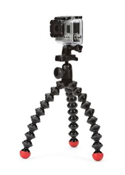 JOBY GorillaPod Action Video Tripod - A Strong, Flexible, Li