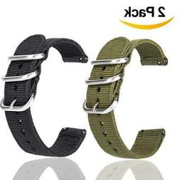 Loxan Gear S3 Bands with Quick Release Pins 22mm NATO Premiu