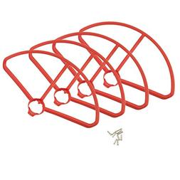 MagiDeal 4Pcs Propellers Protector Guard Cover Circle for MJ
