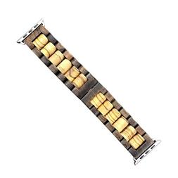 MagiDeal For Apple Watch Band, 38mm Watch Band Sandalwood Re