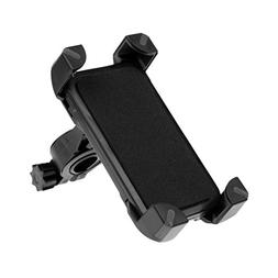 MagiDeal Motorcycle Bicycle Phone Holder Handlebar Clip Stan