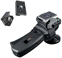 Manfrotto 322RC2 Grip Action Joystick Head with Two Replacem