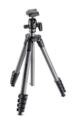Manfrotto MKCOMPACTADVBH Compact Advanced Tripod with Quick
