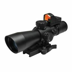 NC Star Gen-2 Mil-Dot Ultimate Sighting System, 3x-9x 42mm,
