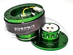 NRG Steering Wheel Quick Release Kit - Generation 2.0 - Gree