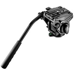 Neewer Video Camera Fluid Drag Head with Sliding Plate for D