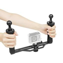 SHOOT Aluminium Alloy Handheld Stabilizer Tray Handle Grip f