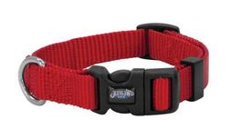 Weaver Leather Prism Snap-N-Go Collar, Small, Red