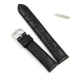 Ximandi Soft Leather Strap Steel Buckle Wrist Watch Band Qui