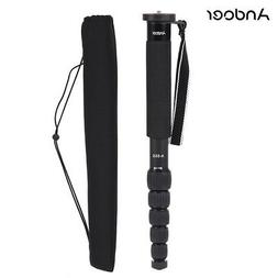Andoer A-555 6-Section Compact Photography Monopod for Nikon