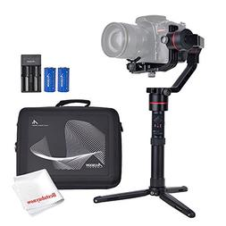 Accsoon A1 3-Axis Handheld Gimbal Stabilizer 15hours Runtime