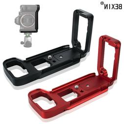 A7M3 Quick Release L Plate Bracket Holder Hand Grip for Sony