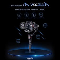 Docooler ACCSOON A1 Dual Handheld 3-Axis Gimbal Stabilizer K