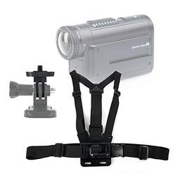 action chest harness mount