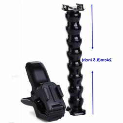 For All Gopro Hero 4 3 2 1 Camera Accessories JW02 Jaws Flex