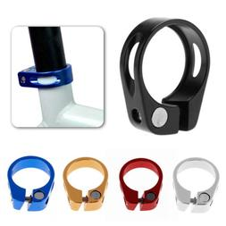 Alloy Cycling Bike Bicycle Quick Release Seat Post Bolt Bind
