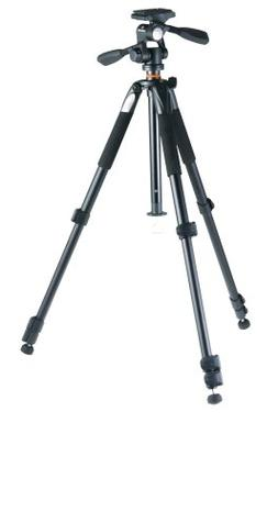 Vanguard Alta+ 264AP 4-Section Aluminum Tripod with 3-way Ma