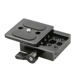 CAMVATE ARCA Swiss Baseplate Quick Release Clamp Mount Rig f