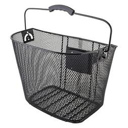 BASKET SUNLT FT MESH Q/R II BK 22.2/31.8 w/BRACKET